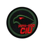 Настраиваемые Cool Club Fashion вышивкой логотипа Custom 3D-плоские поощрения из
