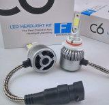 C6 옥수수 속 차 LED 헤드라이트 기관자전차 LED 헤드라이트 자동차