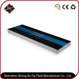 Casella impaccante di carta elettrica personalizzata stampa di rettangolo 4c/regali