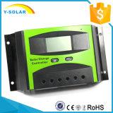 12V/24V 30A Arbeitsspeicher-Funktions-Solarregler Ld-30b