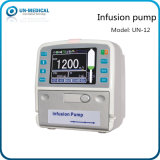 Pompa medica approvata di infusione del Ce con lo schermo di tocco