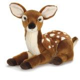Brinquedo de peluche personalizado com boné de pelúcia