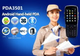 Android Zkc3501 WiFi USB PDA industriel Barcode Scanner