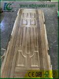 De houten Huid van de Deur van het Vernisje/de Huid van de Deur van de Melamine voor de Fabriek van de Deur