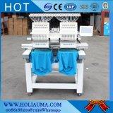 Der China-Stickerei-Maschinen-Schutzkappen-Shirt-Tuch-Riemen-Stickerei-Maschine gut Geschwindigkeit-2 Kopf computergesteuerte