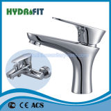 Bassin en laiton chromé robinet (NOUVELLE-GL-18034-11)