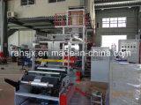 Rebobinadora doble de la máquina de extrusión de película PE60-1000 (SJ)