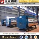 Caldeira a vapor de 500kg a vapor de vapor de óleo / gás
