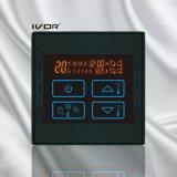 Programmierbarer Bodenheizung-Thermostat-Noten-Schalter-Plastikrahmen (SK-HV2300-L)