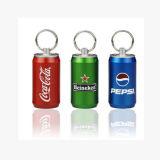 Kan de Creatieve Gift USB van de cokes de Aangepaste Aandrijving van de Flits van de Giften USB van het Embleem zijn Creatieve