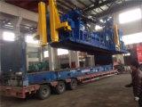 ディーゼル機関の主導の移動式梱包機機械