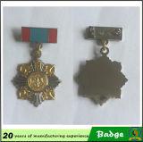 Progettare il distintivo per il cliente militare di Pin del ricordo