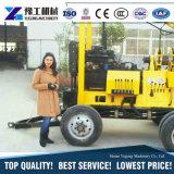 Equipo rotatorio montado carro chino del aparejo de taladro del diamante para la venta