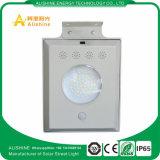 LED 5 W intégré d'éclairage de jardin Rue lumière solaire