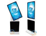 Quiosco de la pantalla táctil de la publicidad interactiva LCD de la información de 55 pulgadas Info