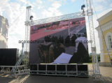 Etapa Led video wall Scareen P3.91 Alquiler exterior LED