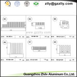 해안 건축재료 알루미늄 Machine&LED 밀어남 냉각기 또는 알루미늄 프레임
