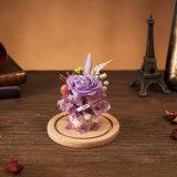 Flor hecha a mano de la promoción para la decoración de la Navidad