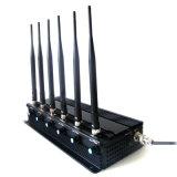 emittente di disturbo registrabile del walkie-talkie di frequenza ultraelevata di VHF del telefono mobile 3G di alto potere 15W