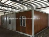 Big Supply Prefabricated / Prefab Mobile House dans différents pays