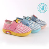 Ботинки впрыски ботинок младенца мягкие (SNC-002021)