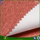 Tissu imperméable à l'eau d'arrêt total de tissu de polyester tissé par textile pour le rideau en jacquard et la couverture de présidence