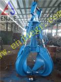 Elektrohydraulisches orange Schalen-Zupacken-Maschinenhälften-Zupacken
