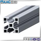 Entalhe de T perfil de alumínio industrial de 4040 séries