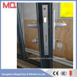 Fabbricazione di alluminio del portello di piegatura del blocco per grafici a Guangzhou