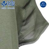 Newstyle Mixed-Color Short-Sleeve High-Neck Triangle-Dots Slimmering-Waist моды платья