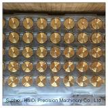 Pièces de machines de usinage de précision de pièces de commande numérique par ordinateur pour le divers usage d'inducteurs