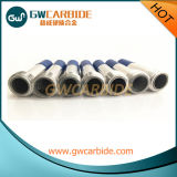 Hartmetall-Düse mit blauer Gummihülsen-und Aluminium-Umhüllung
