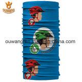 屋外のバンダナの多機能のスポーツマジックスカーフ