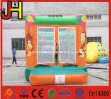Bouncer inflável de salto inflável do castelo do mini castelo inflável mini