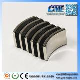 N52 Industriële Magneten van de Magneet van de Zeldzame aarde van de Magneten van de Boog de Sterkste