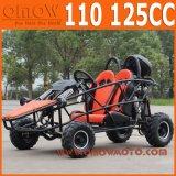 Buggy di duna automatico dei due capretti delle sedi di 110cc 125cc per il turista, spiaggia