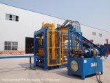 Bloco concreto do Paver de Qt8-15A que faz a máquina a máquina oca automática do tijolo