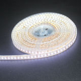 Éclairage LED de bande avec la couleur d'or