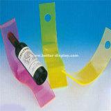 Singola cremagliera acrilica libera Btr-D2002 del vino della bottiglia