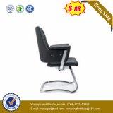 Кожаный стул управленческого офиса металла крома офисной мебели (HX-NH009)
