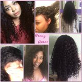 Kinky Curly Full Lace Wig/Lace Front Wig /perruque de cheveux humains