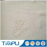 Coutil de matelas de type tricoté par fibre en bambou de 70%