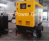 50kVA al rimorchio del generatore 200kVA utilizzato con Cummines/motore della Perkins