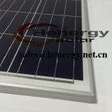 PVシステムのための150W多結晶性太陽電池パネル