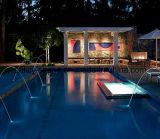 Laminar Jet Fountain com cortador para piscina