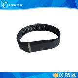 耐久13.56MHz NFC TPU RFID Ntag213のリスト・ストラップ