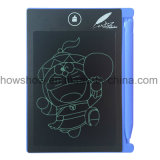 Howshow tablette d'écriture d'affichage à cristaux liquides de retrait de 4.4 pouces pour des tampons de mémoire