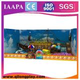 Конструкция спортивной площадки чудесных детей творения крытая (QL-1107A)