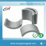 Китай металлокерамические NdFeB N52 мотора Arc форму неодимовый магнит