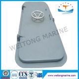 Las puertas de aluminio marino buque de la puerta de estanco de acción rápida
